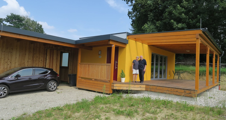 Tiny House - HOLZHAUS zu go MICRO