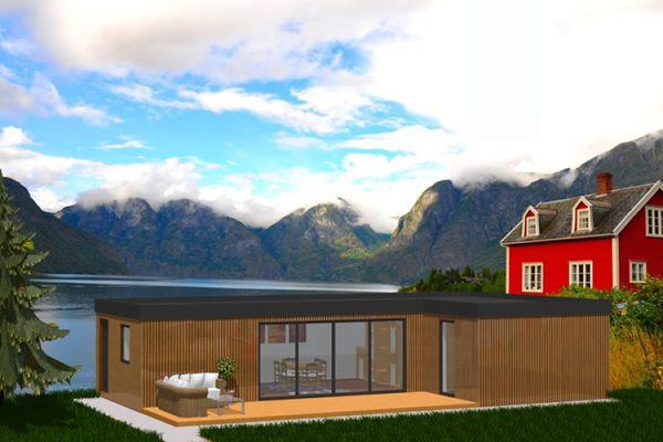 Tiny House - HOLZHAUSto go  MAXI