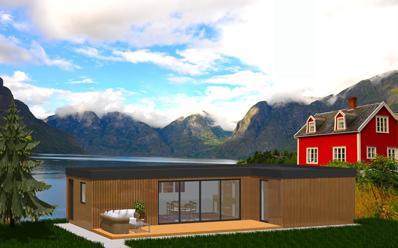Tiny House - HOLZHAUSto go  MAXI